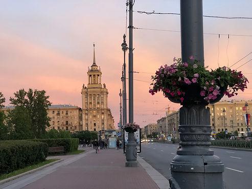Московский район готов к встрече с гостями