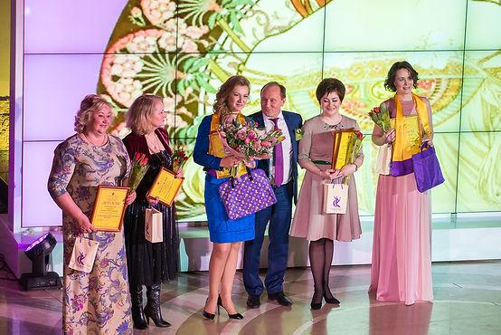 Мария Ершова стала победителем конкурса «Женщина года»