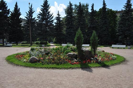 В Петербурге выберут самый уютный сад