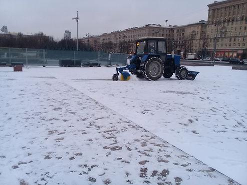 Обильные осадки в Петербурге