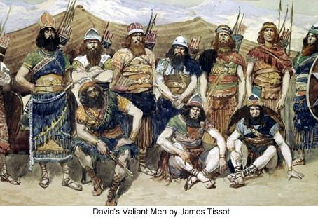 """Kas ir """"Dāvida armija""""? Ko Dievs ir izredzējis?"""