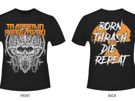 Merch! - New T-Shirts added...