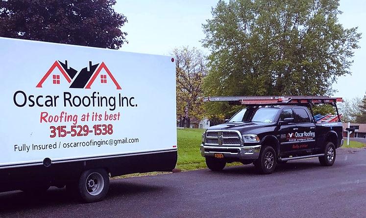 Oscar Roofing, Inc. Serving Oswego, NY