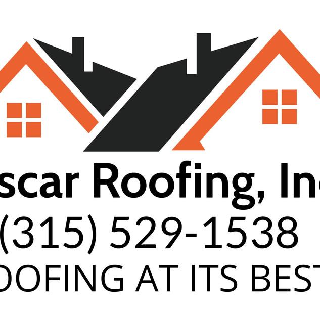 Oscar Roofing, Inc. New Logo
