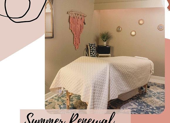 Summer Renewal July Special
