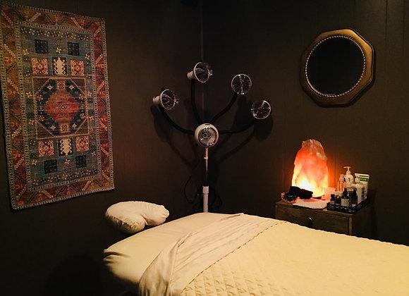 60 min Swedish Massage Combo
