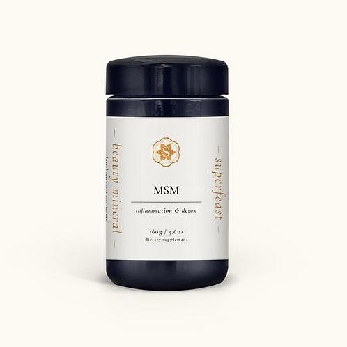 MSM Inflammation & Detox