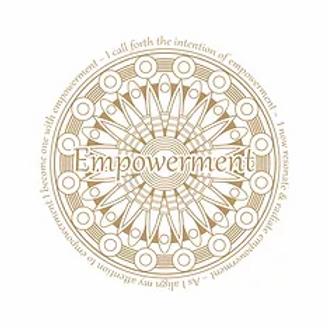 """""""Empowerment"""" Vibrational Sticker"""