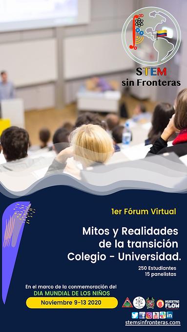 Reporte Transición Colegio-Universidad
