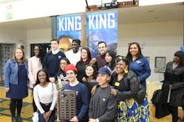 Our friends at Bain Bridge High School