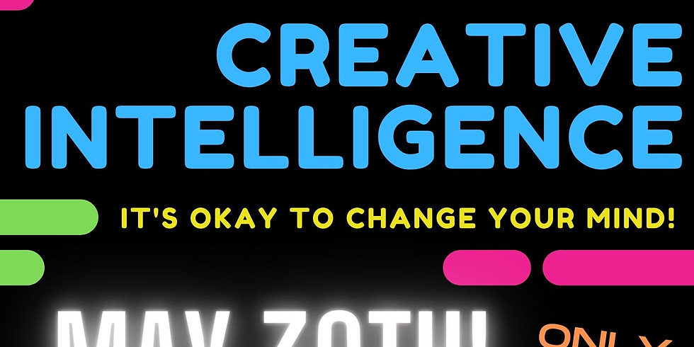 Creative Intelligence Workshop