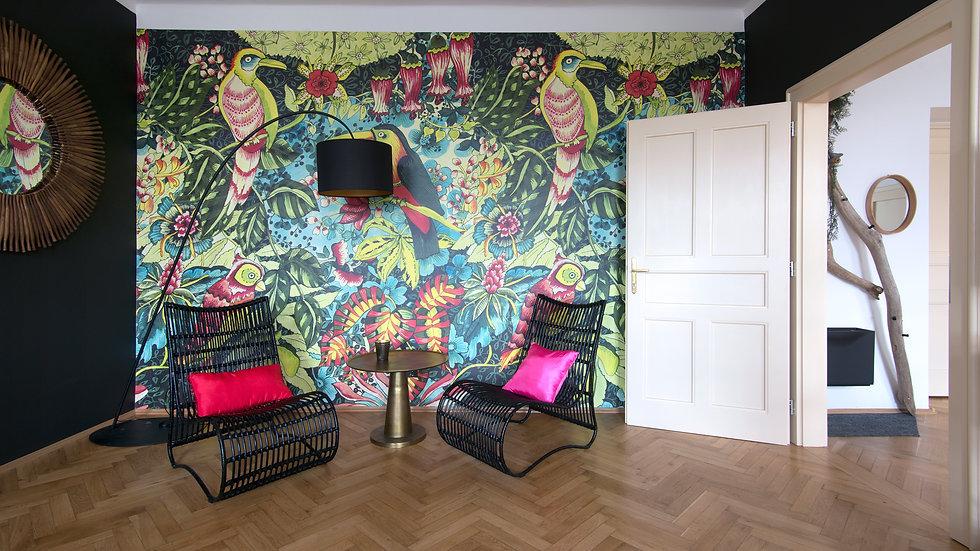 Krásný nově zrekonstruovaný byt 2+kk
