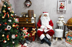 Studio Photo de Noël
