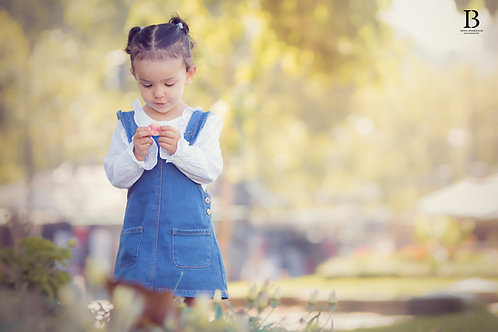 Child Photography - Interior/Outdoors