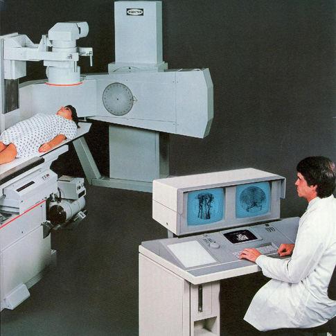 Raytheon Imaging Machine