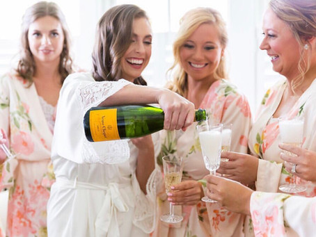 The Wedding Favor Every Bride Owes Herself