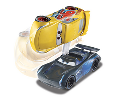 Flip to the Finish Cars 3