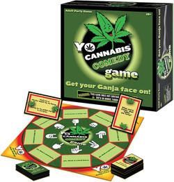 Yo Cannabis comedy Game