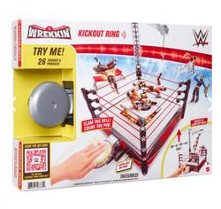 WWE Wrekkin' Kickout ring
