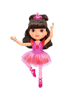 Dance & Spin Ballerina Dora