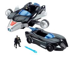 JLA Batjet Batmobile