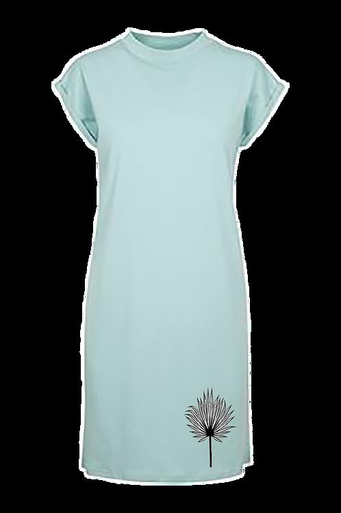 The Naadoodi - Extended shoulder dress