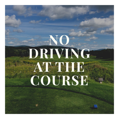Losing Your License At The Golf Course