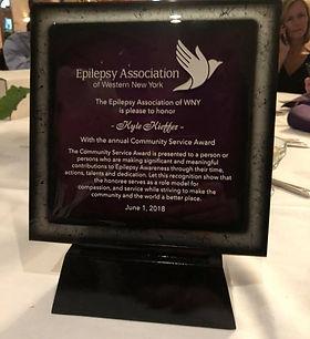 EAWNY Community Service Award