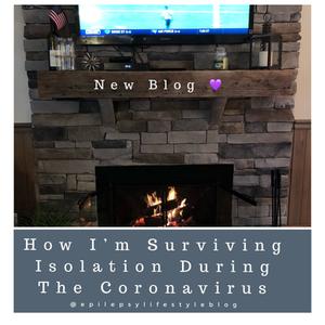 Fireplace & TV - Epilepsy Blog