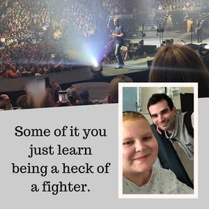 Concert & Epilepsy Warrior Photos