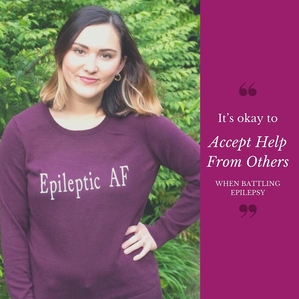 Epilepsy Advocate Interview Photo