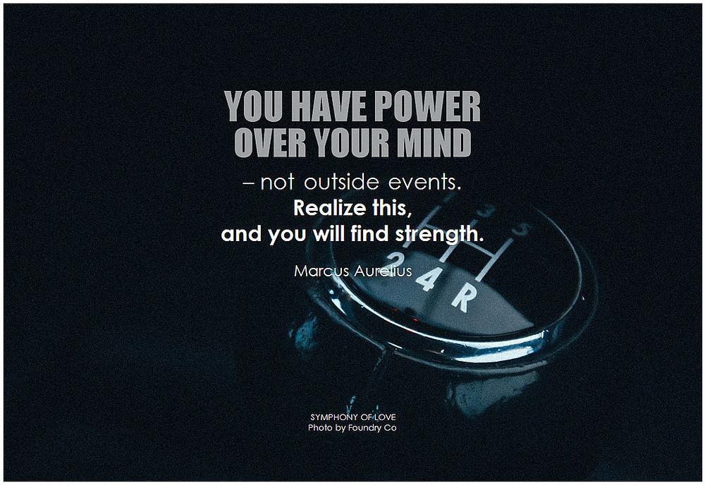 You Have Power Over Your Mind