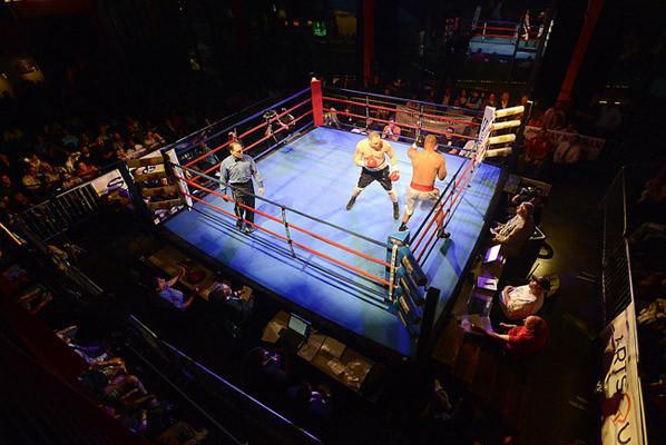 Steelstacks Boxing Night
