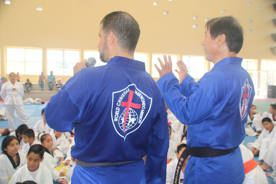 Letter to All Shin's Martial Arts Black Belts Past and Present
