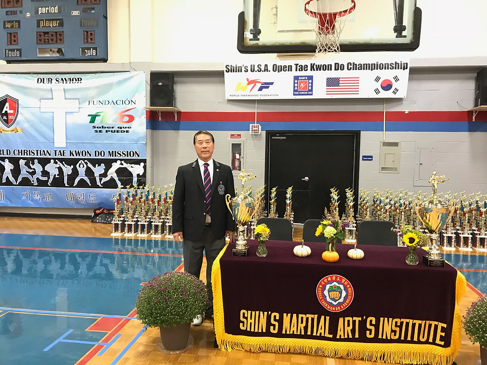 42nd Annual USA Open Tae Kwon Do Championship