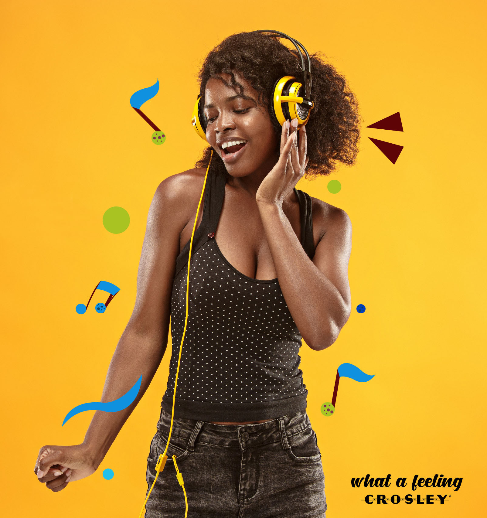 What A Feeling (App Ad Campaign)