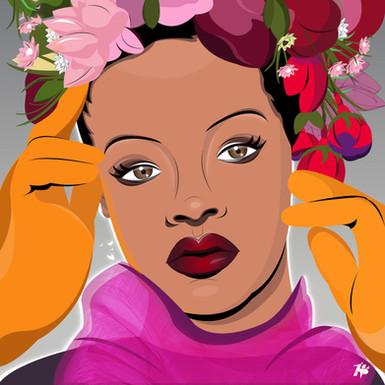 Rihanna (British Vogue)