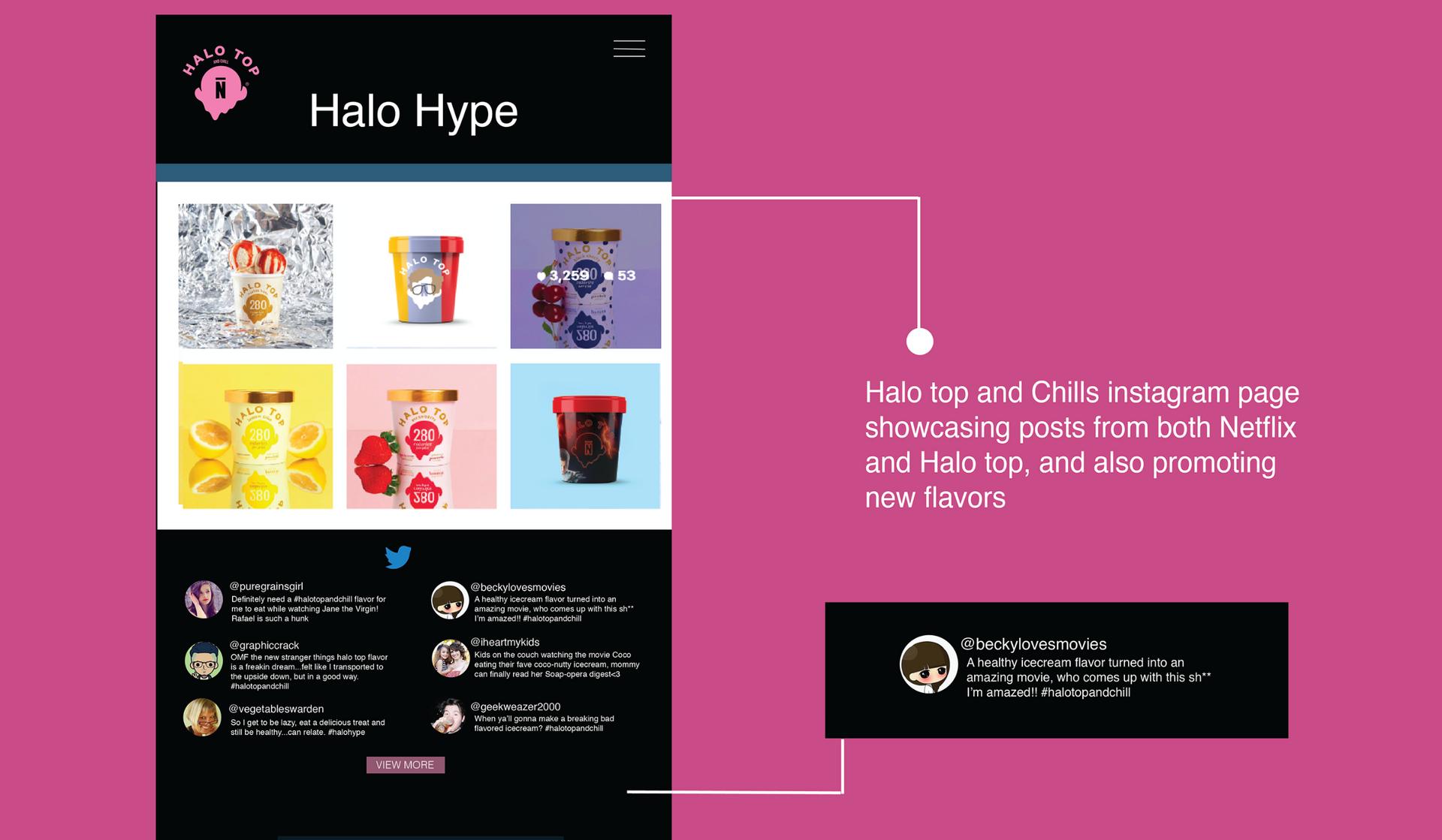 Halo Top & Chill Social