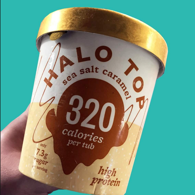 Halo Top & Netflix Collaboration Campaign