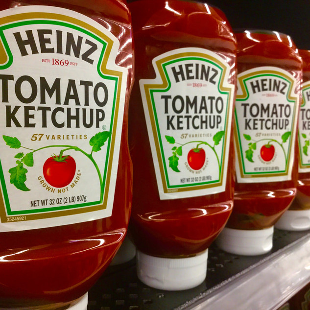 Heinz Ketchup #57 Campaign