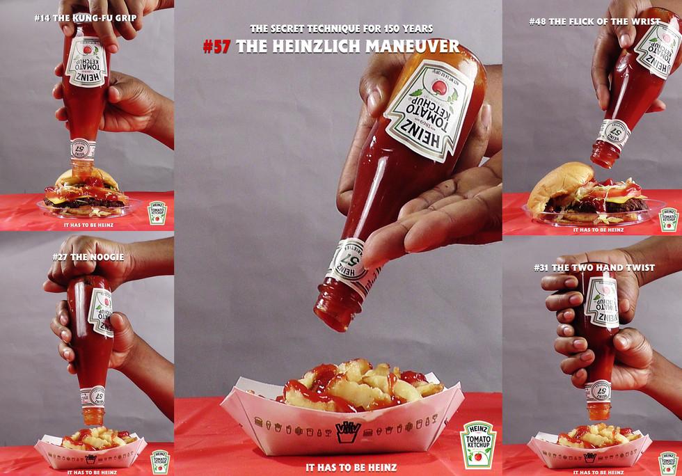 """It Has to be Heinz"""