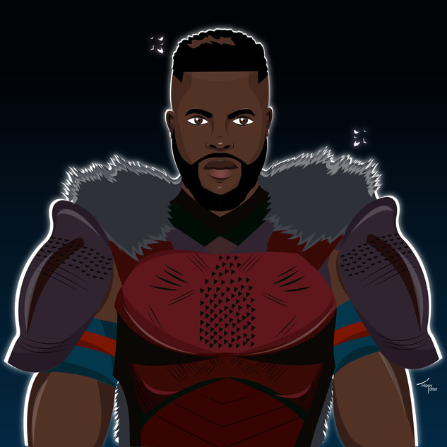 Mbaku (Black Panther)