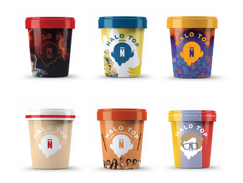 Halo Top (Promo Flavors)