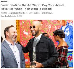 Swizz Beatz|ARTNEWS