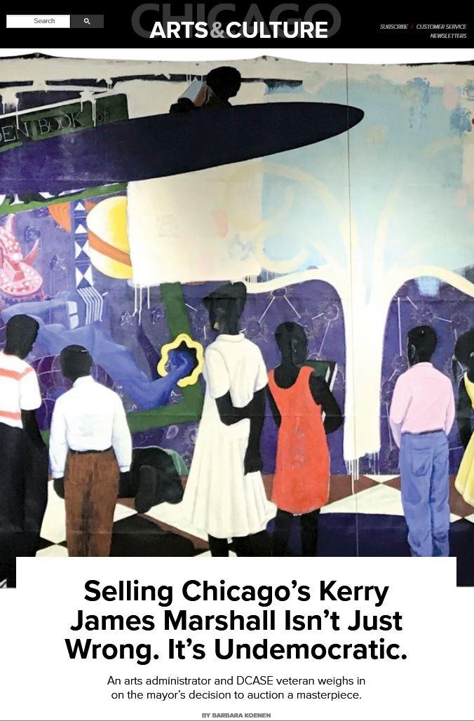 Chicago Arts & Culture