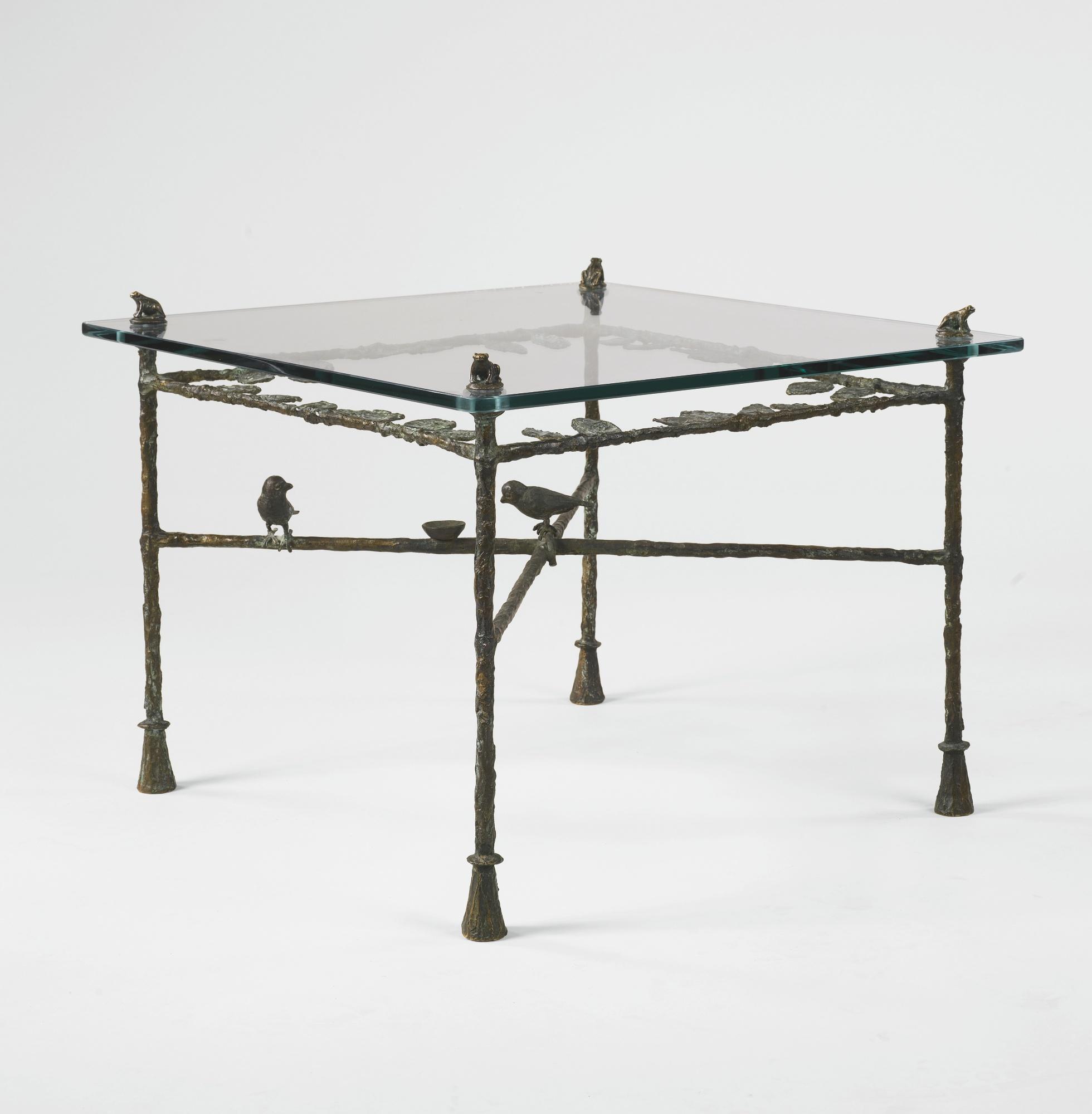 Table-Feuilles: Modèle Bas Aux Greno