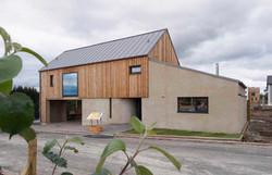 Rural Cornish self build
