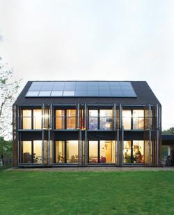 Passive Solar Self Build