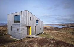 Rural self-build architecture