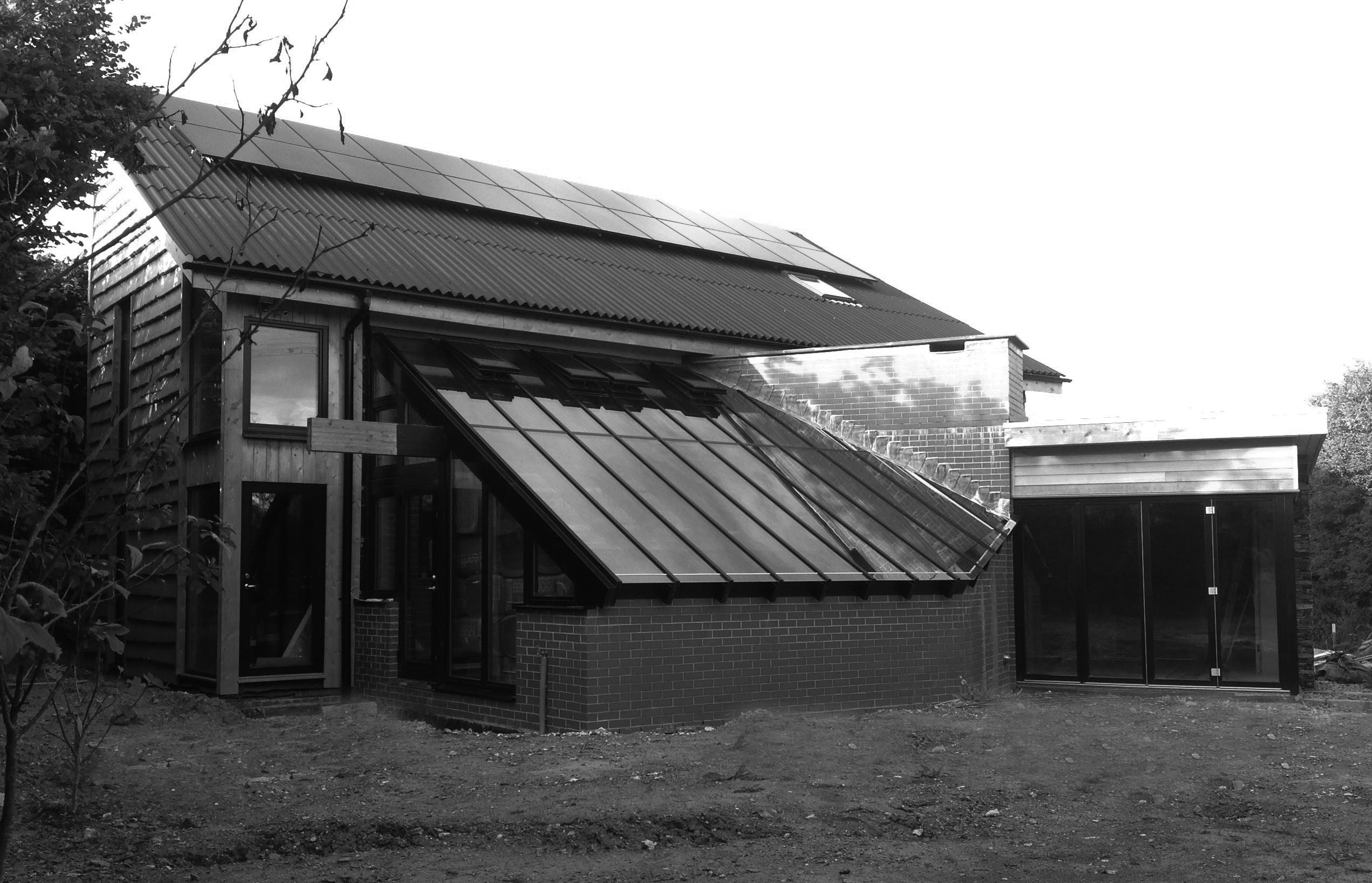 Carbon Zero SelfBuild House Cornwall